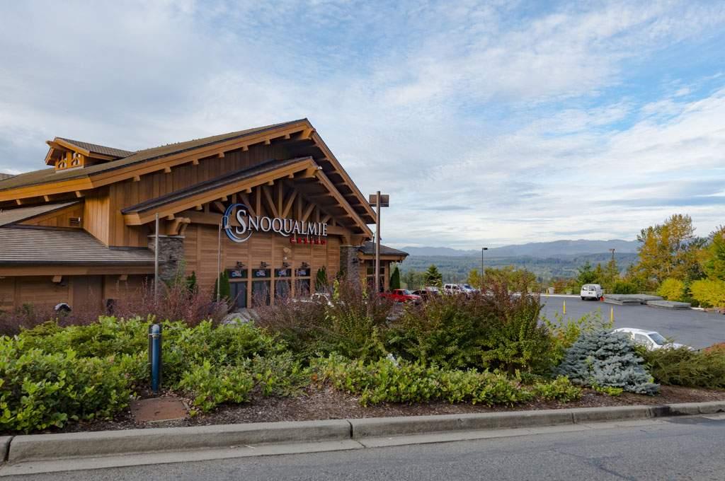 Snoqualmie Casino, WA